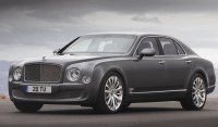 2013 Bentley Mulsanne Owners Manual