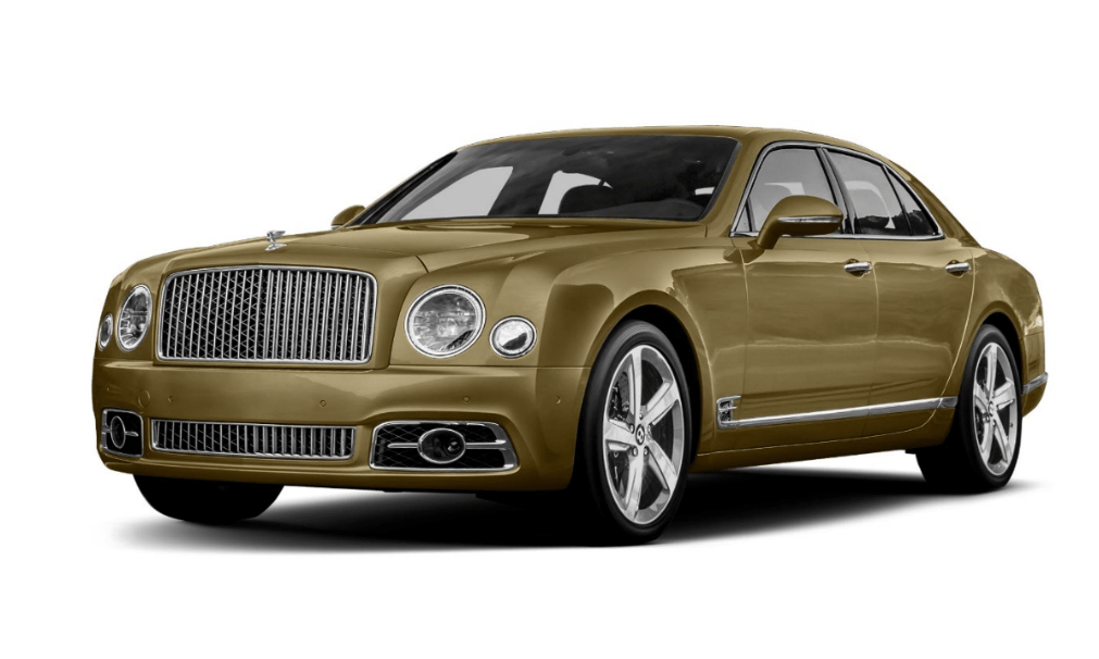 2018 Bentley Mulsanne Owners Manual