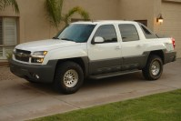 2002 Chevrolet Avalanche Overview CarGurus