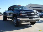 2005 Chevrolet Silverado 3500 Photos Informations