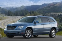 2007 Chrysler Pacifica Pictures History Value Research