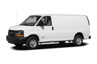 2012 Chevrolet Express 2500 Price Photos Reviews
