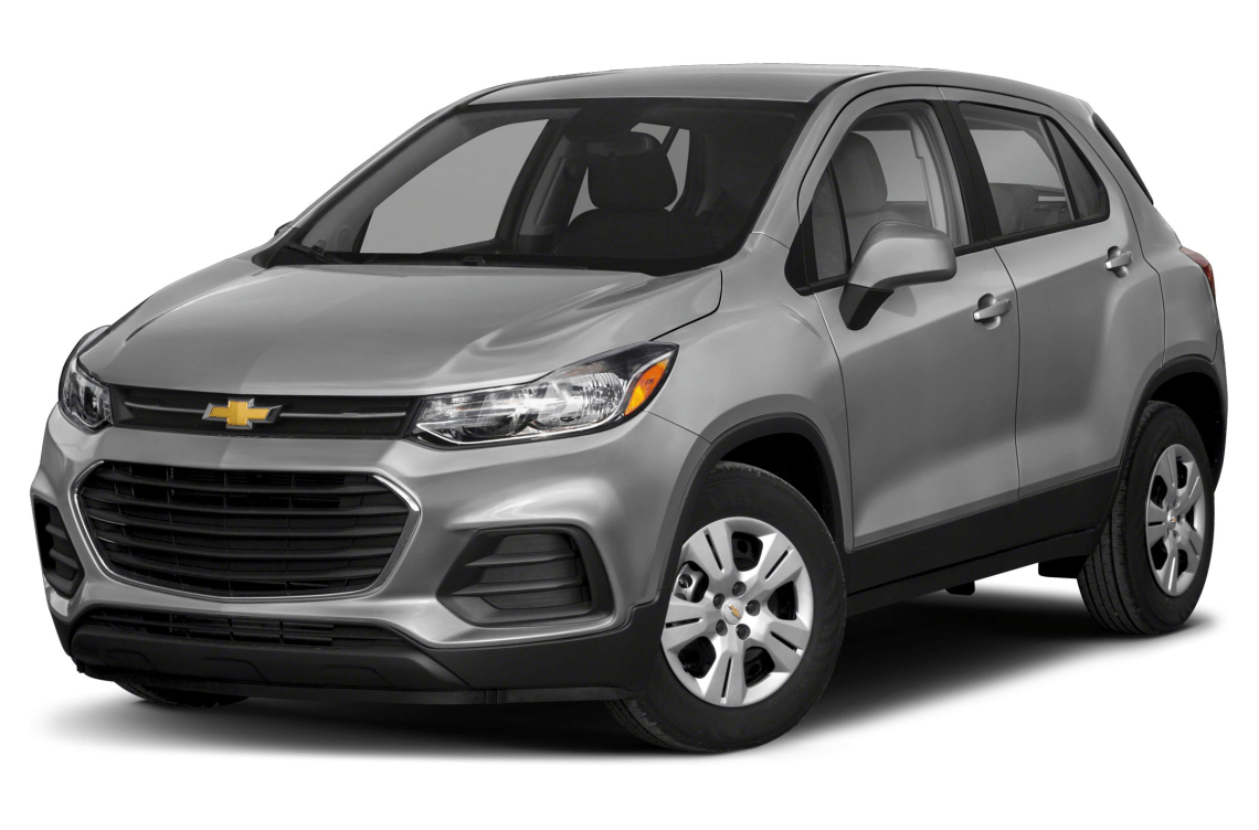 2018 Chevrolet Trax Owners Manual