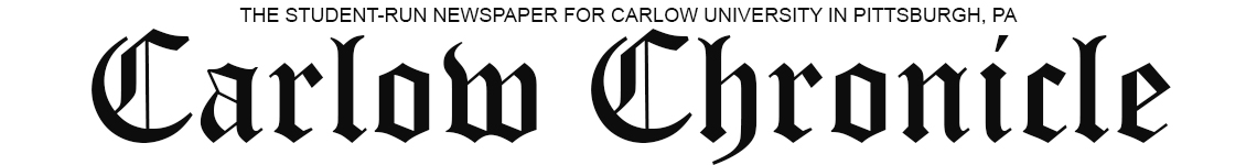 The student-run newspaper for Carlow University in Pittsburgh, PA
