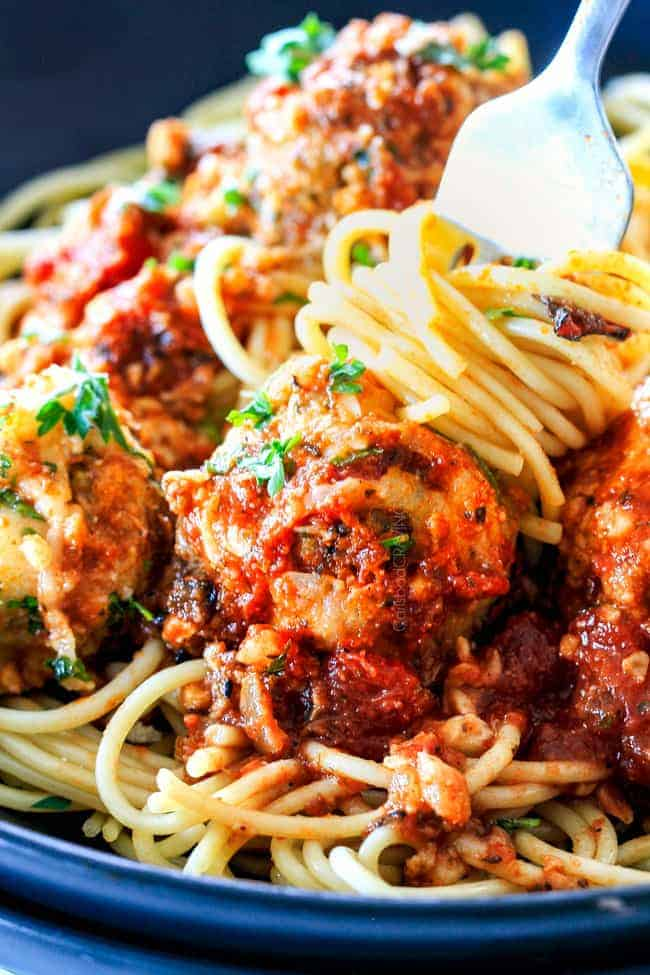 Italian Meatballs Soft And Juicy From A Real Italian