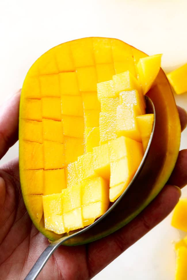 How to Cut a Mango like a Pro! How to Tell if a Mango is