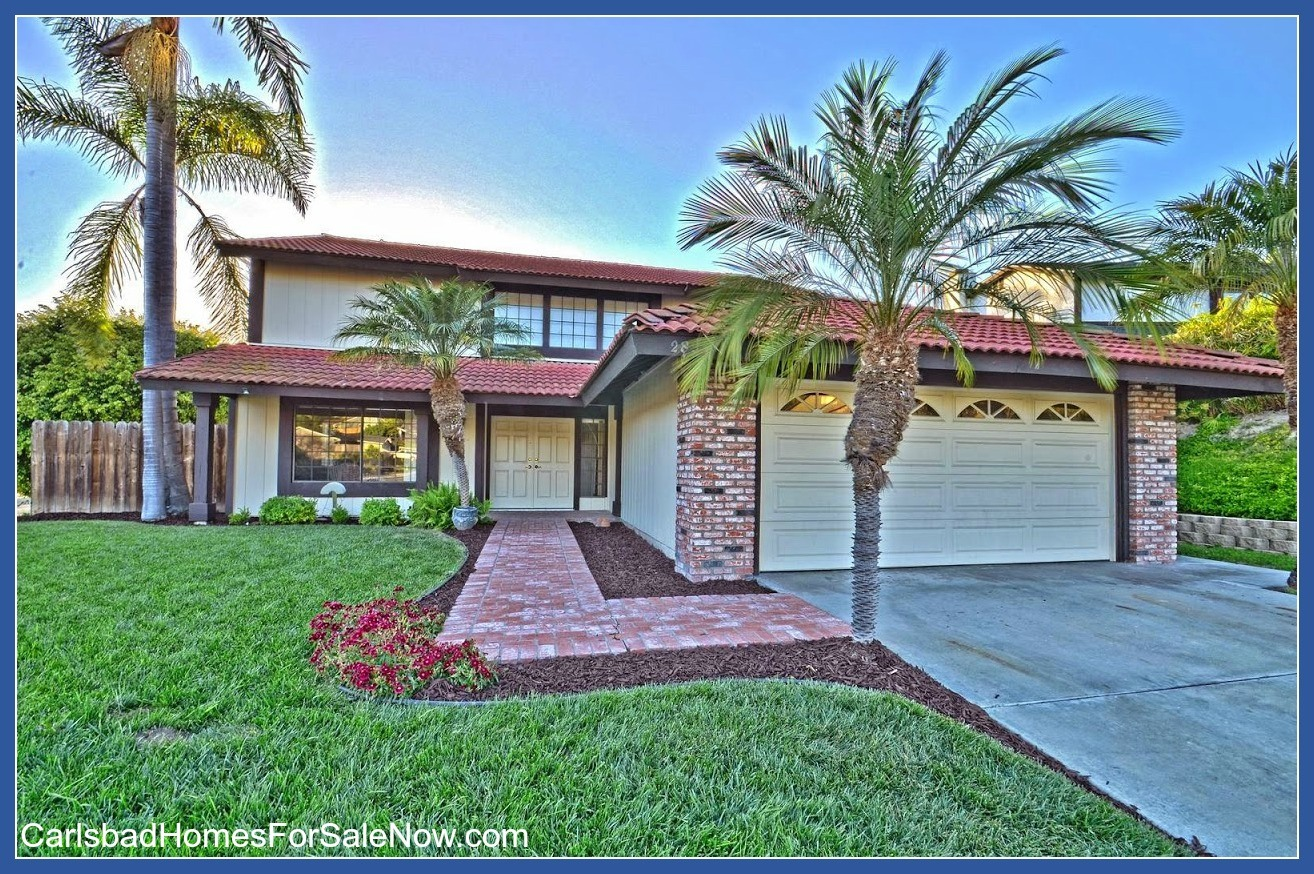 Carlsbad Homes for Sale with an Ocean View