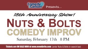 Nuts & Bolts Comedy Improv