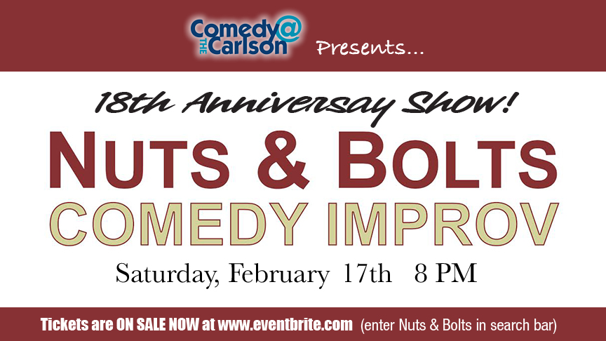 Nuts & Bolts Comedy Improv