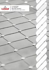 RVS kabelnetten x-tend Productcatalogus Carl Stahl Architectuur