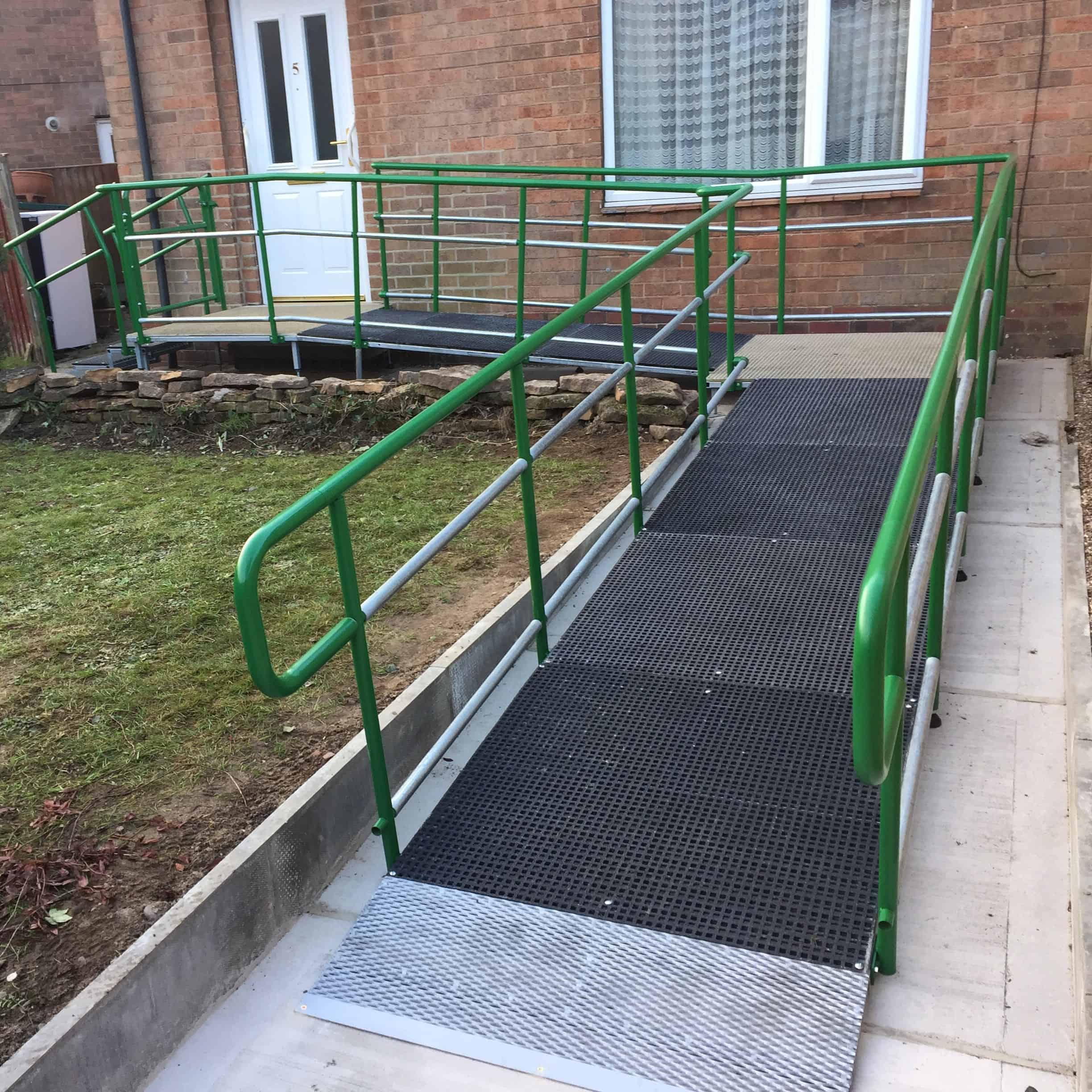 Wheelchair Ramps Nottingham Disabled Step Handrails