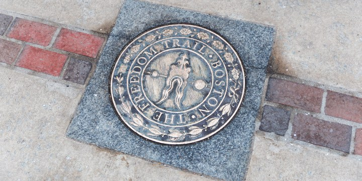 Self-Guided Walking Tour of the Freedom Trail in Boston