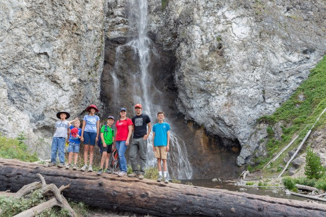 Hike to Fairy Falls in Yellowstone National Park Carltonaut's Travel Tips