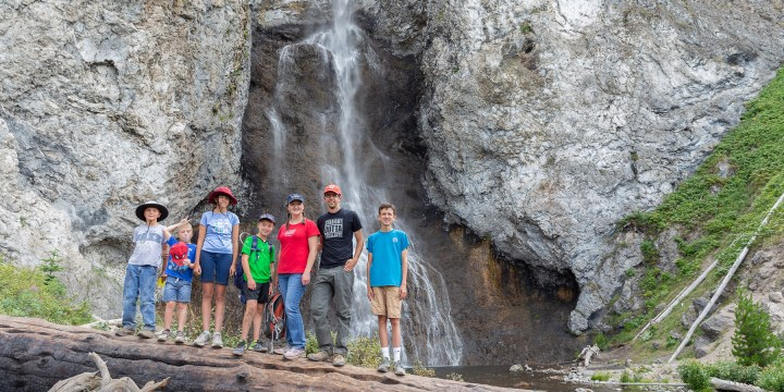 5 Great Hikes in Yellowstone National Park with Kids