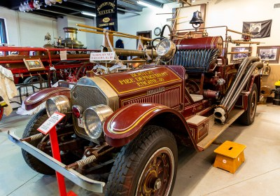 Your Guide to the Boston Fire Museum