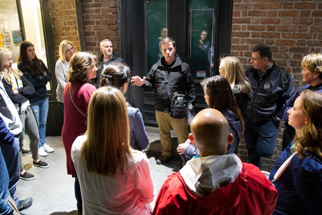Haunted history and walking tour of the French Quarter in New Orleans Carltonaut's Travel Tips