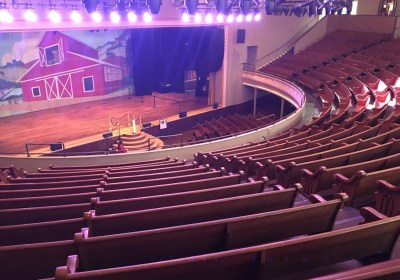 Visit the Ryman Auditorium in Nashville