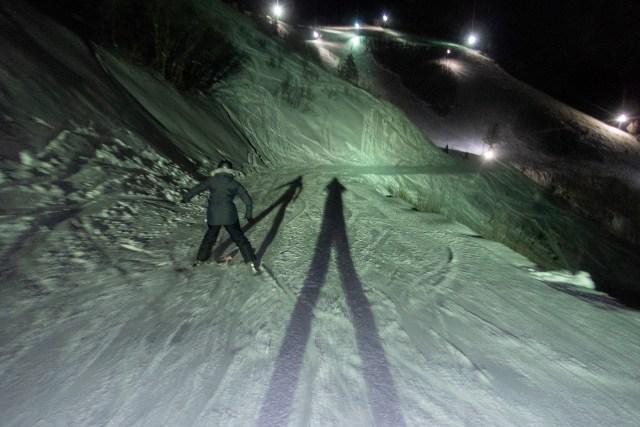 Green run at Cherry Peak Ski Resort in northern Utah Carltonaut's Travel Tips