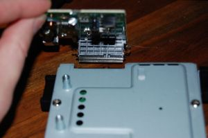 Western Digital My Book – Opening the Case – Removing the