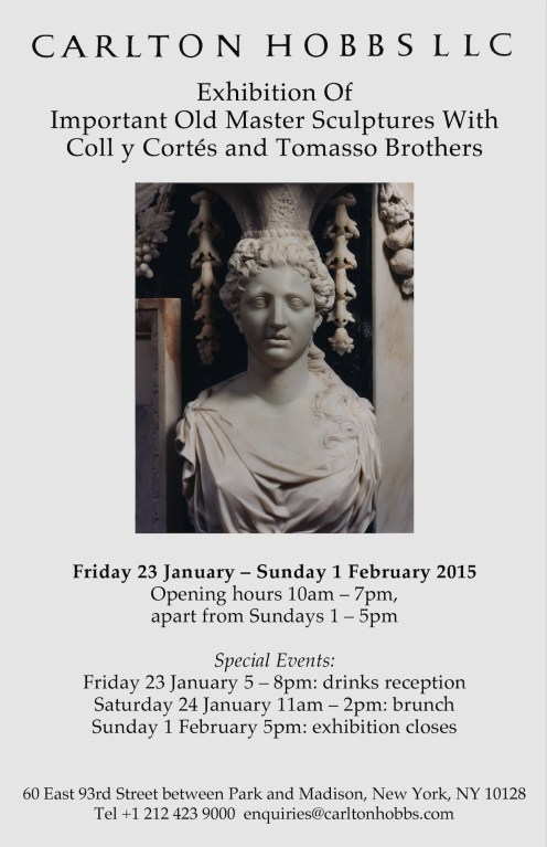 January Exhibition At Carlton Hobbs