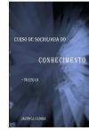 Curso de Sociologia do Conhecimento - Texto 01