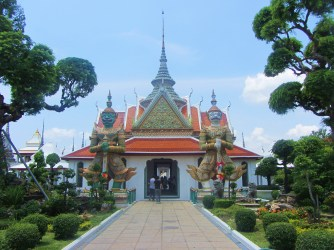 Another temple by Wat Arun