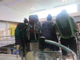 Us and our backpacks
