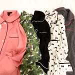 Holiday Gift Guide: Pajama's and Loungewear