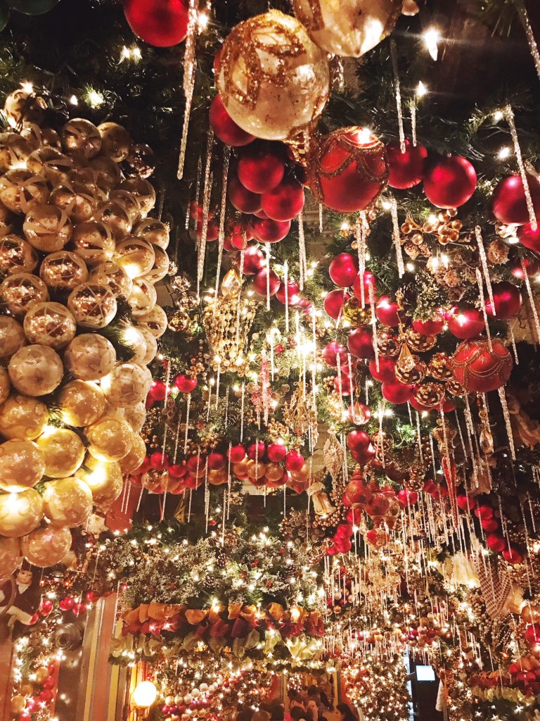 My NYC Christmas Bucket List