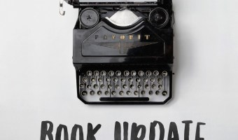 Book update and newsletter