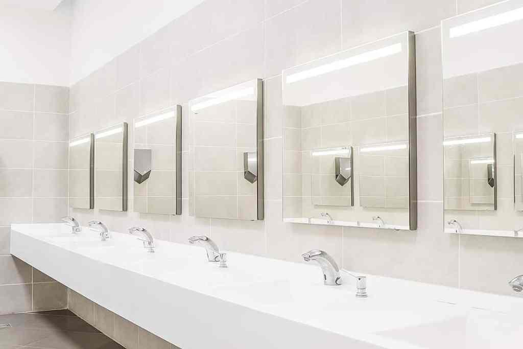 bathroom renovation institutional