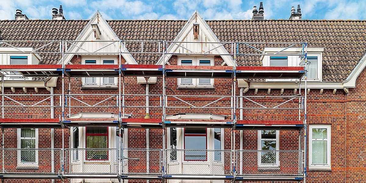 brick facade renovation general contractor