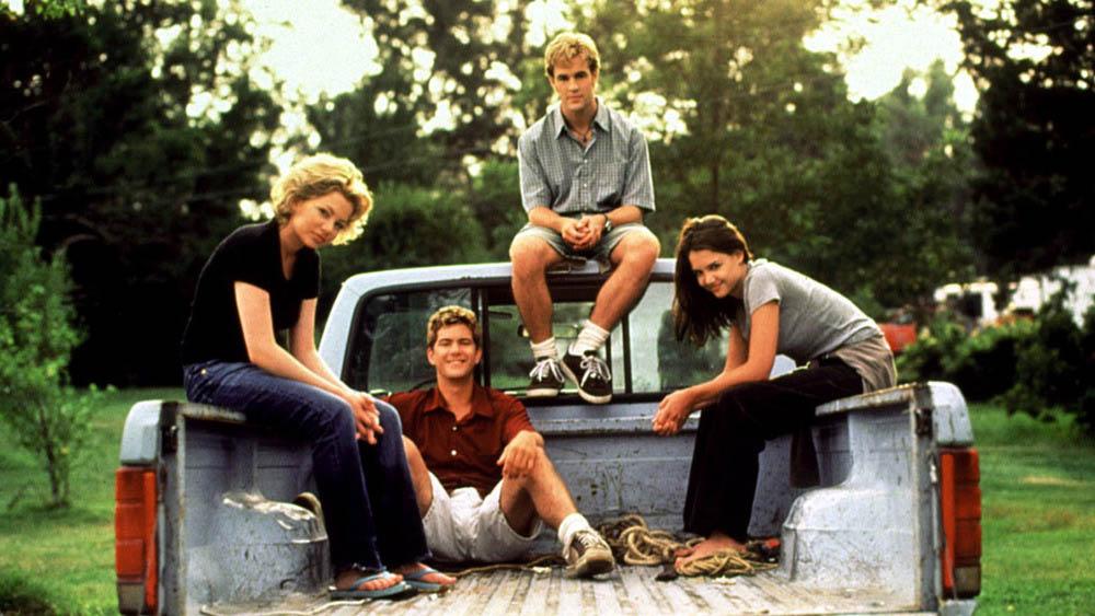 DAWSON'S CREEK, Michelle Williams, Joshua Jackson, James Van Der Beek, Katie Holmes, 1998-present, y