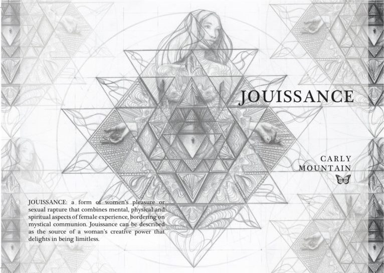 Jouissance ~ NOW JUST 5 COPIES LEFT TO BUY