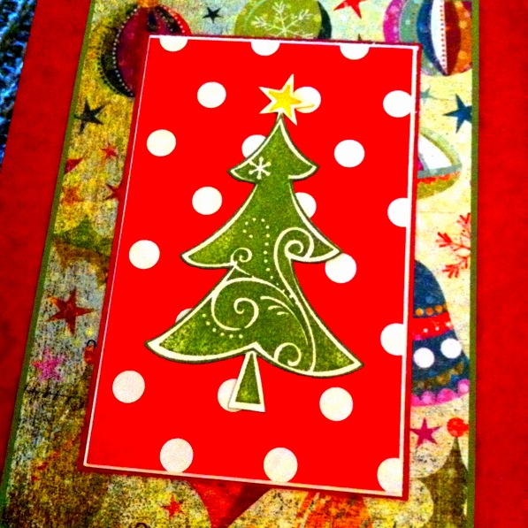homemade christmas: cards, nuts & spicy tea
