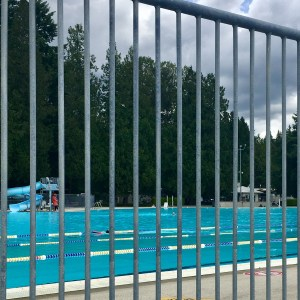 We would have given anything to jump in this pool!