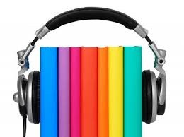 My first audiobook