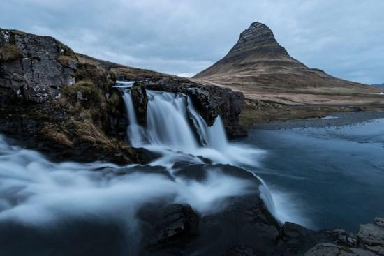 The pure magic of Kirkjufellsfoss