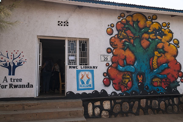 Nyamirambo Women's Center's Library