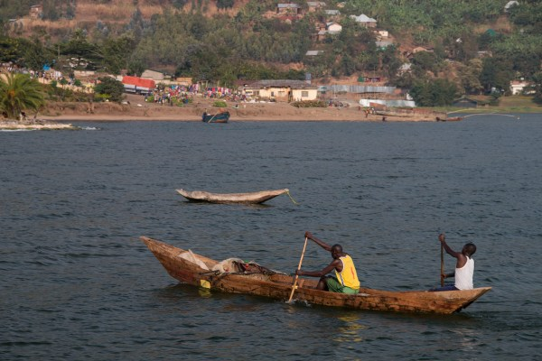 Local life on Lake Kivu