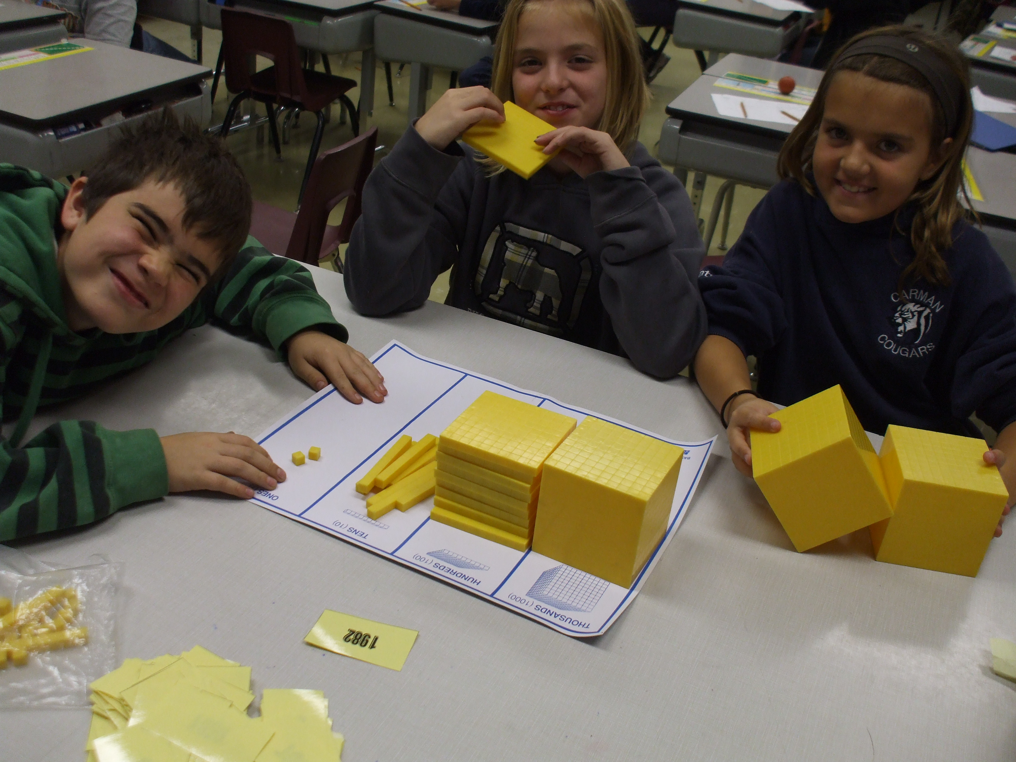 Carman Elementary School 4k Math