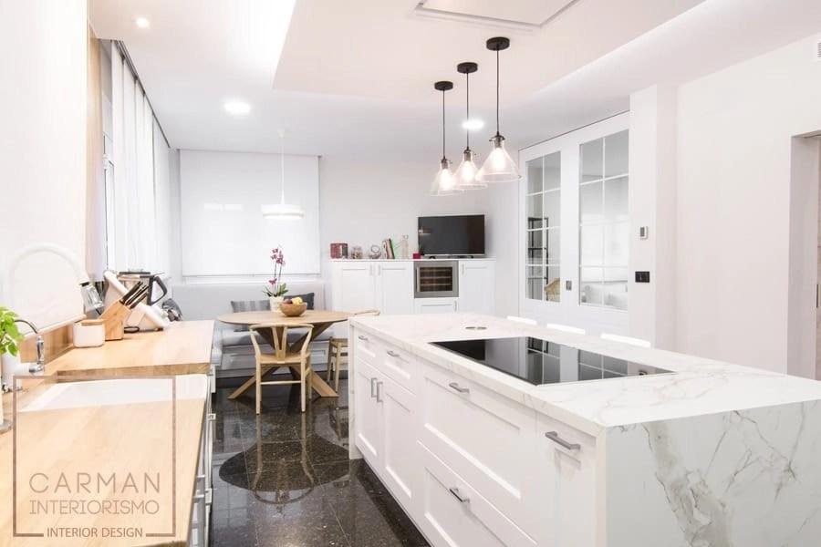 Diseño y ejecución de cocina