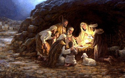 Day 25: Luke 2: 11-19