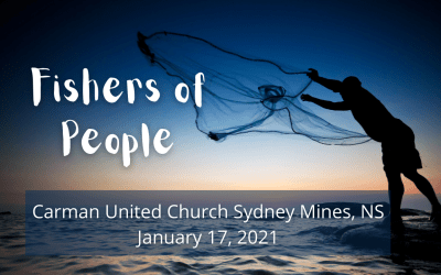 Worship Service for January 17, 2021