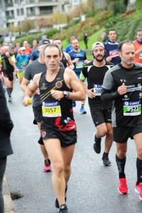 Maratón de San Sebastián – oso ondo. 25-nov-2018