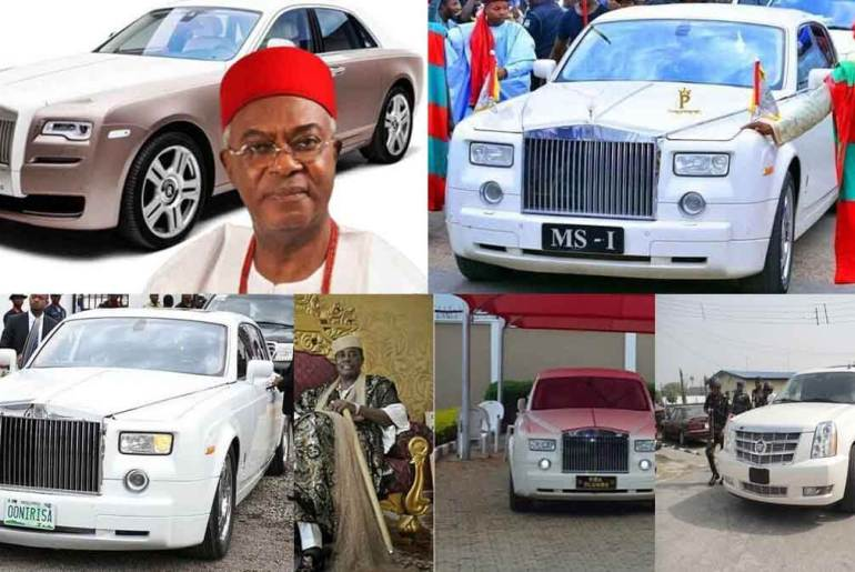 The Richest Kings In Nigeria And Their Cars 2020
