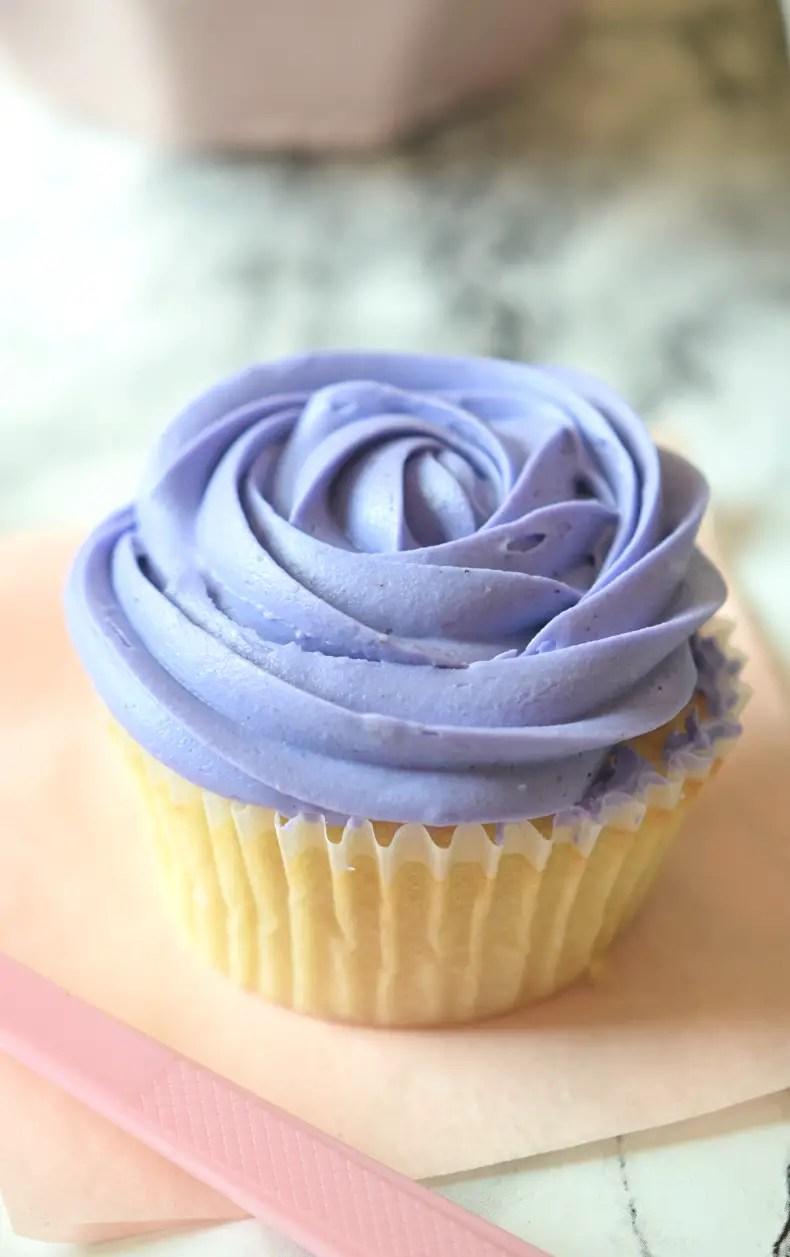 Single Serving Peanut Butter Jelly Cupcake - Carmela POP
