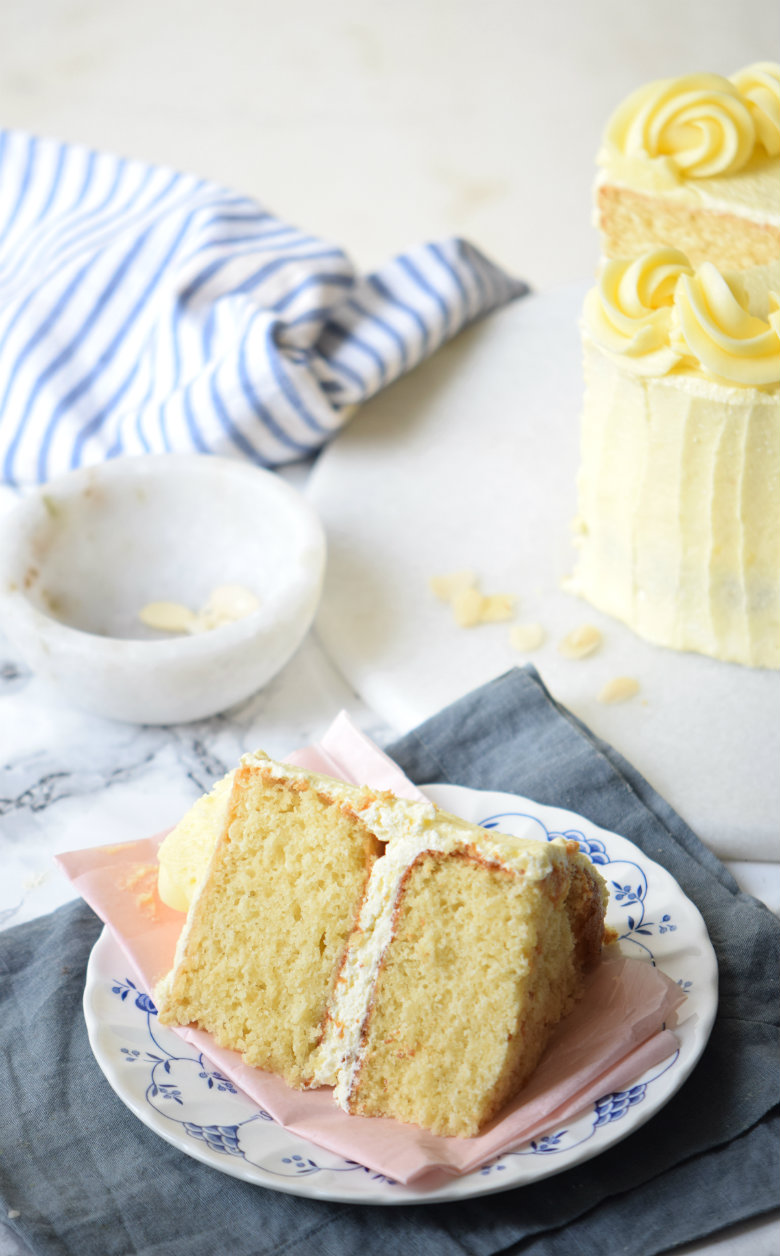 The Very Best Vanilla Layer Cake Recipe - Carmela POP