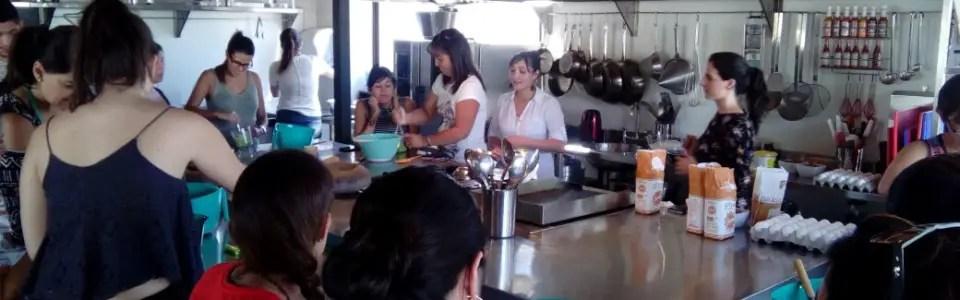 foto curso de repostería carmela pop ana fernandez