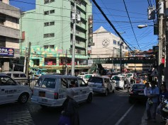 Baguio Christmas traffic